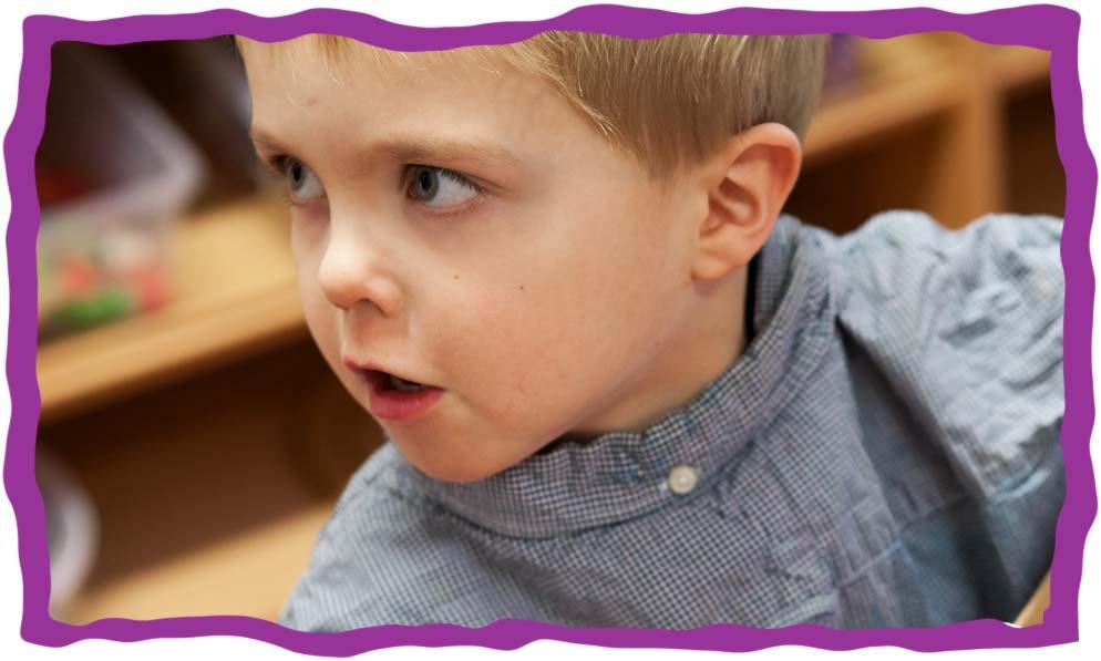 Bild eines Jungen in der KITA Karamba